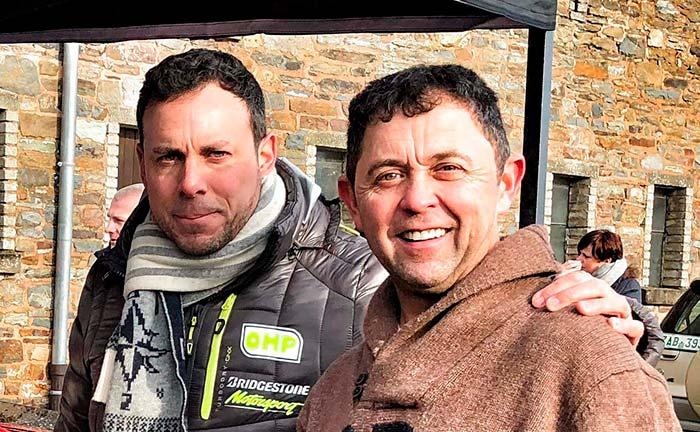 Gaban Motorsport : Pascal Gaban et Jeremy Penoy