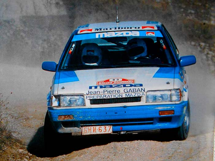 Gaban Motorsport : photo rallye