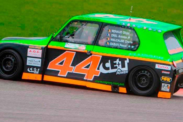 Gaban Motorsport : 24 heures 2CV