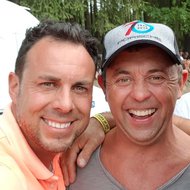 Gaban Motorsport : Pascal Gaban et Jeremy Penoy, contactez-nous