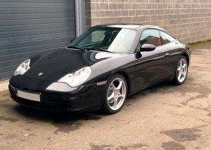 Vente : Porsche Targa 996 3.6L
