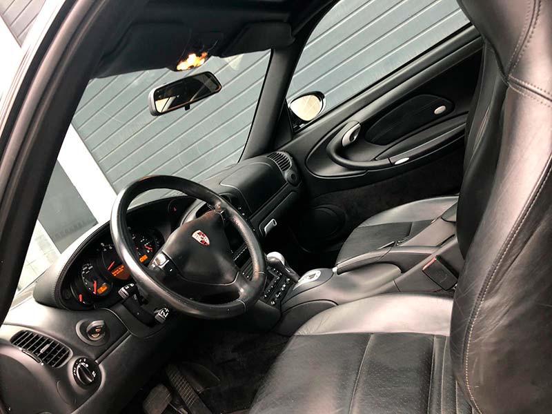 Porsche Targa 996 3.6L
