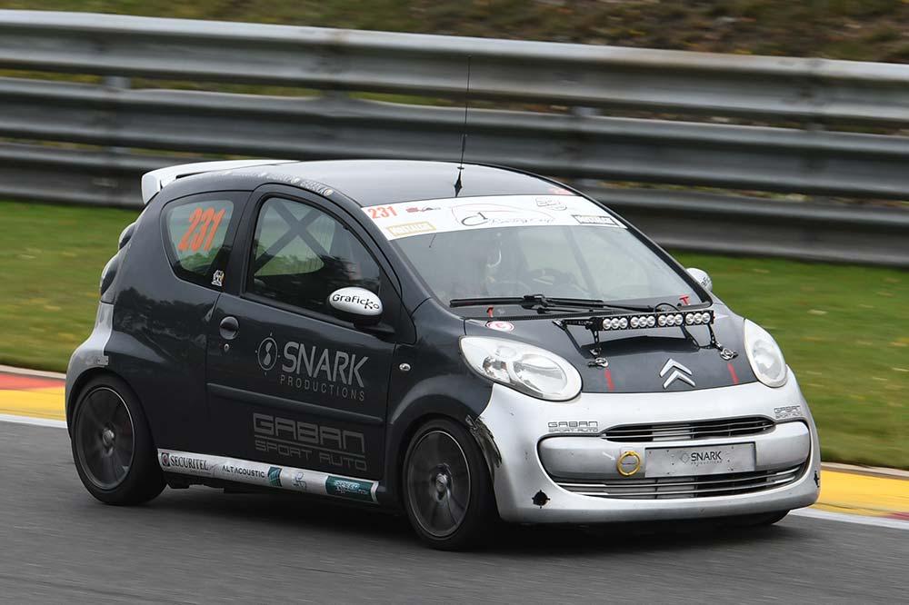 Gaban Motorsport est sur de bons rails