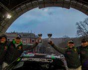 Retour aux affaires réussi pour Pascal Gaban au Spa rally